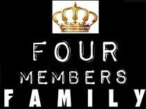 FOUR MEMBERS FAMILY