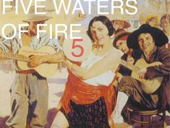 Image for Five Waters Of Fire