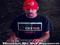 """Glenn """"DJ Sindrum"""" Jackson"""