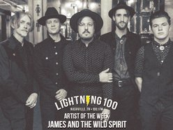 JAMES AND THE WILD SPIRIT