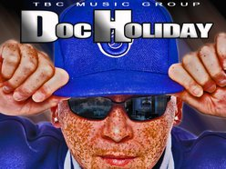 Producer Doc Holiday