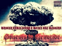 Master Kamilitary & Mozez The Messiah (Genesis To Genocide)