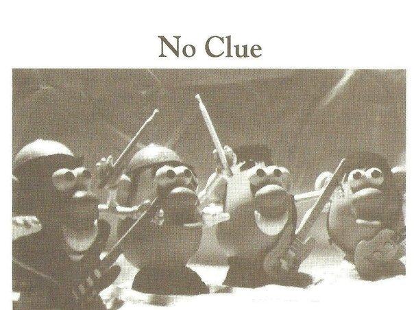 Image for No Clue