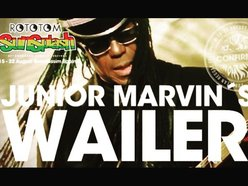 Image for JUNIOR MARVIN'S WAILERS