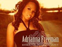 Adrianna Freeman
