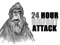 Image for 24 Hour Bigfoot Attack
