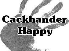 Image for Cackhander Happy