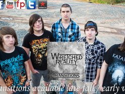 Image for Wretched Reality