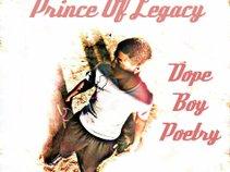 Cordeigh, (Prince Of Hip Hop)