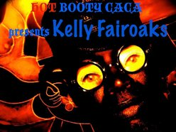 Image for KELLY FAIROAKS presents