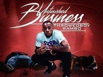 ThroWed boy$