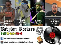 Image for Babylon Rockers