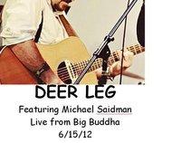 Deer Leg - Live at Big Buddha 6.15.12