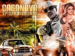 Casanova spider diamonds