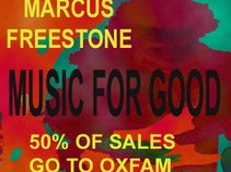 Marcus Freestone Music For Good