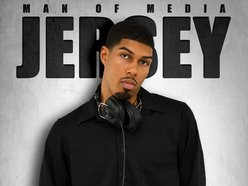 """Image for Jersey """"Man Of Media"""""""