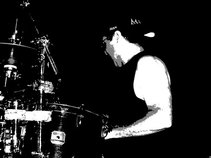 Max on Drums
