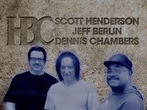 "Scott Henderson Jeff Berlin Dennis Chambers ""HBC"""