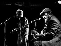 "Tad Walters & ""Bullfrog"" Willard McGhee"