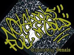 Image for The Real Wahwahtay Benais