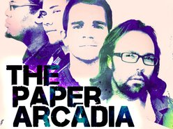 Image for The Paper Arcadia