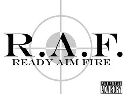 Image for Ready Aim Fire (R.A.F)