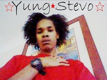 Yung Stevo On The Track