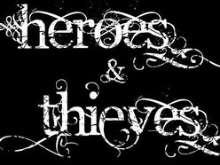 Image for Heroes and Thieves