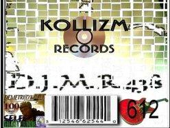 Image for D.J.M.R.4.3.8.KOLLIZM RECORDS