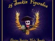 25 Smokin' Figurados