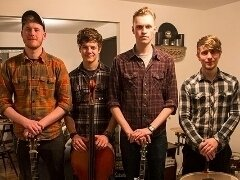 Image for Old Town quartet