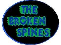 Image for The Broken Spines