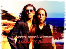 Marco Lopez and Wilamina