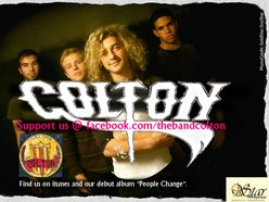 Image for The Band Colton