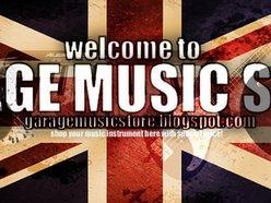 Garage Music Store Players