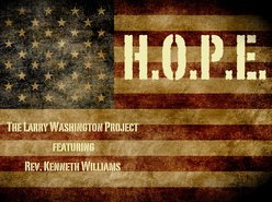 The Larry Washington Project featuring Rev.Kenneth Williams