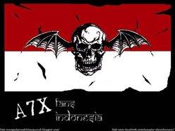 Avenged Sevenfold ( The Fallen Bogor )