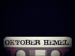 Oktober Hemel
