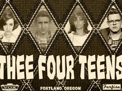 Image for Thee Four Teens