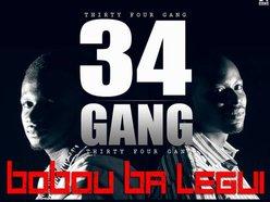 Image for 34 GANG