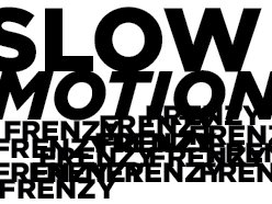 Image for Slow Motion Frenzy!