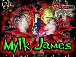 Image for Mylk James