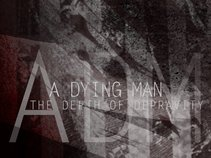 a dying man