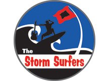 Image for The Storm Surfers