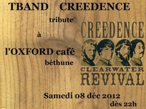 T Band :A tribute to Creedence Clearwater revival