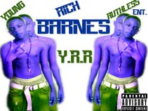 RASHOD BARNES