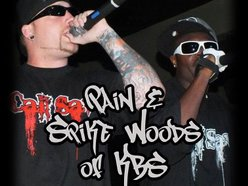 Image for PAIN AND SPIKE WOODS OF KBS