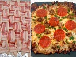 Sofa Pizza N The Bacon