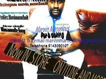 Marvin Marvelous
