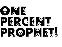 one percent prophet